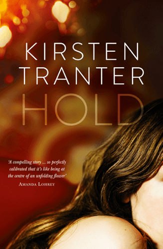 Kirsten Tranter Hold cover