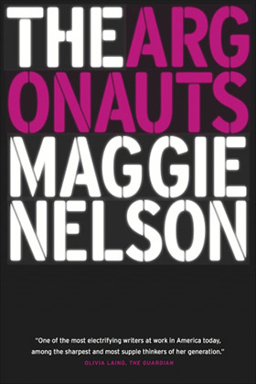 The Argonauts by Maggie Nelson cover
