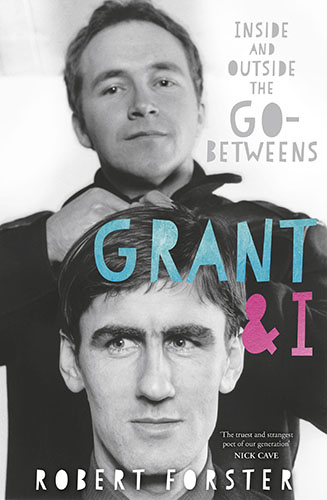 Grant and I by Robert Foster cover