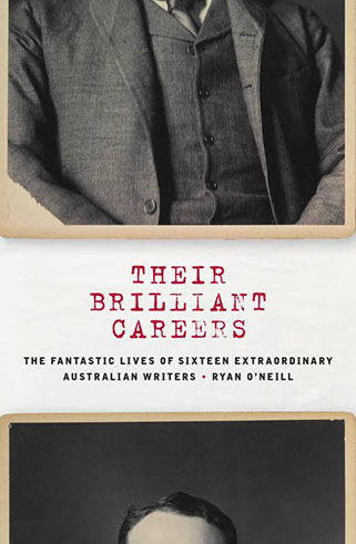 Their Brilliant Careers by Ryan O'Neill Cover