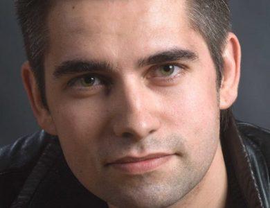 Ben Brooker portrait