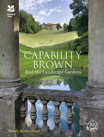 Capability Brown and His Landscape Gardens cover