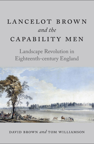 Lancelot Brown and the Capability Men cover