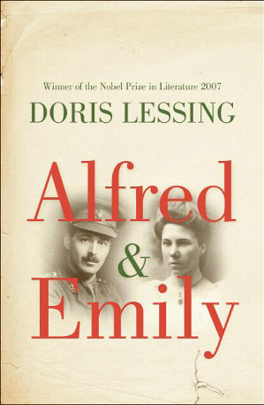 Alfred and Emily by Doris Lessing book cover