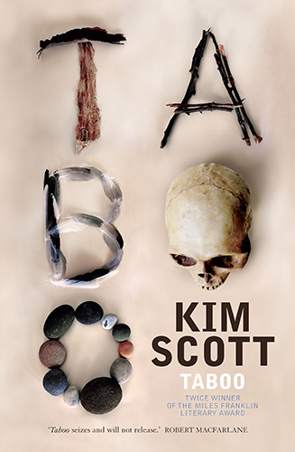 Taboo by Kim Scott book cover