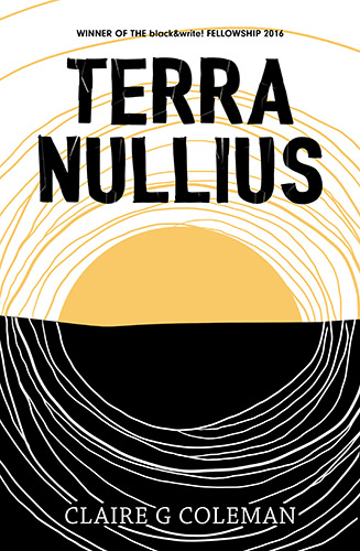 Terra Nullius by Claire G Coleman book cover