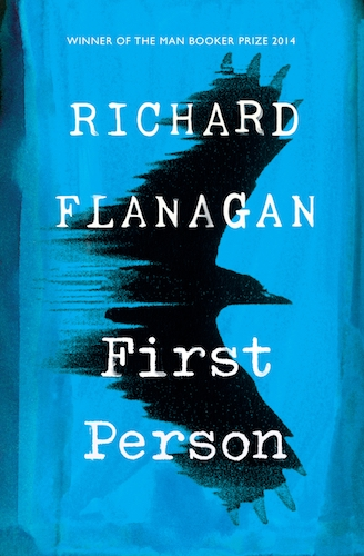 Richard Flanagan First Person cover