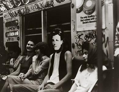 Arthur Rimbaud in NY (Subway)