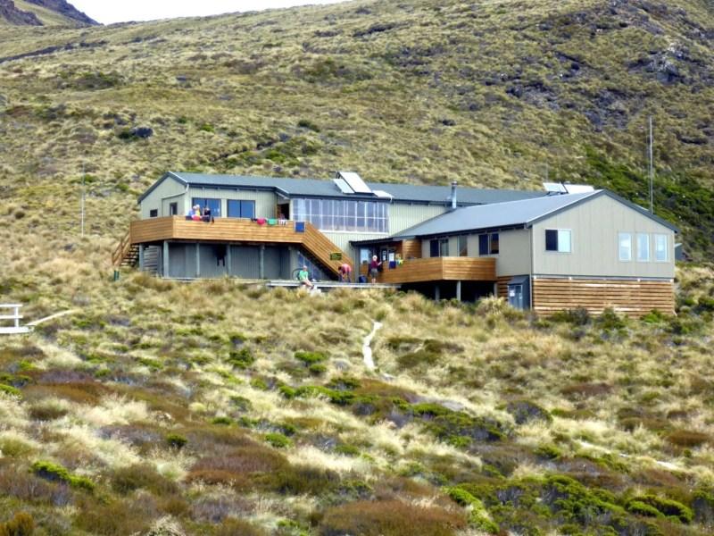 Luxmore Hut Kepler Track