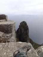 Maria Island - on top
