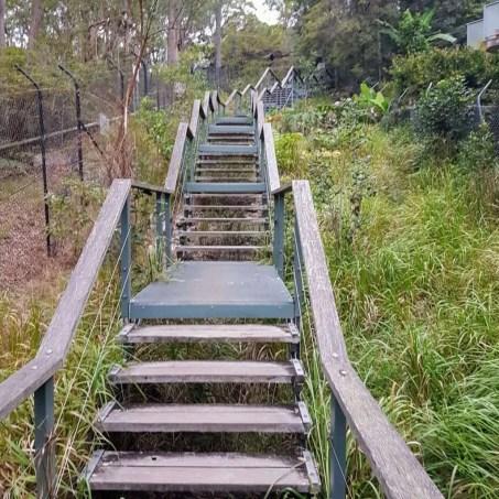 Balmoral Stairs