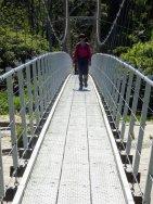 Heaphy Track Nice Bridge
