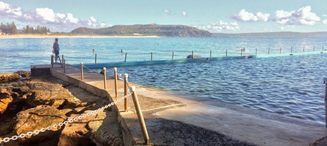 Palm Beach Rock Pool