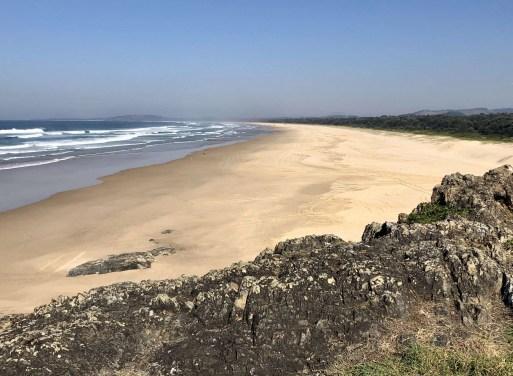 SCIW - Boambee beach