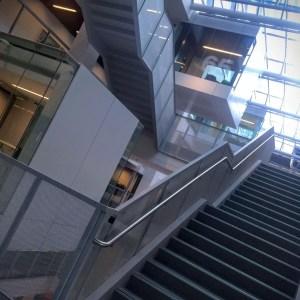 Barangaroo Office Stairs