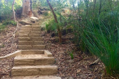 Symons Track Stairs - 175 (1)