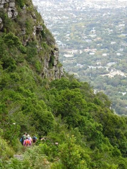 Table Mountain - Nursery Ravine