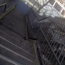 Gas Lane Steps - 60