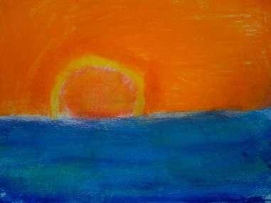 Artwork by Paloma Solis, age 8 2008, Boulder, Colorado
