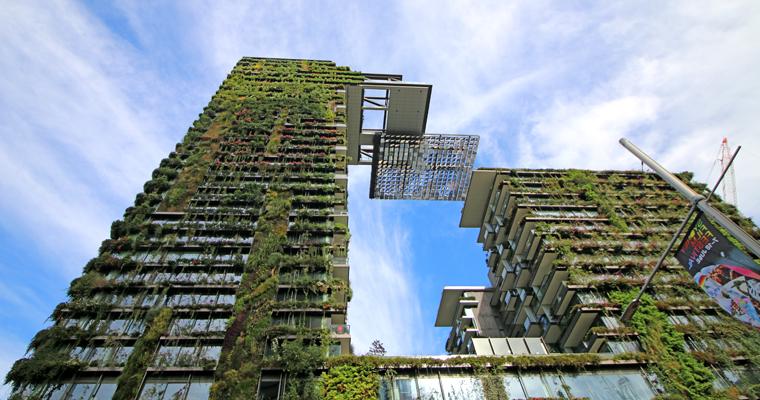 シドニー建築巡り② CENTRAL PARK MALL(セントラルパーク・モール) | CHIPPENDALE