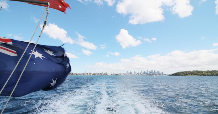シドニーでホエール・ウォッチング・クルーズ  | DARLING HARBOUR(ダーリング・ハーバー)