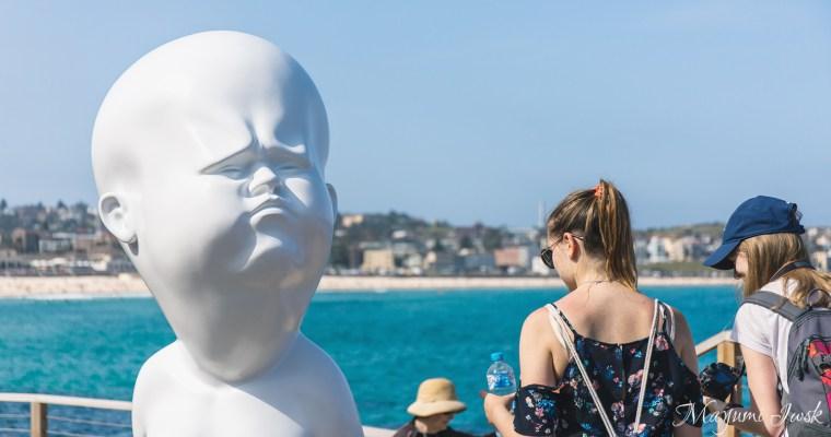 ボンダイビーチの絶景彫刻展 SCULPTURE BY THE SEA 2018 | BONDI BEACH