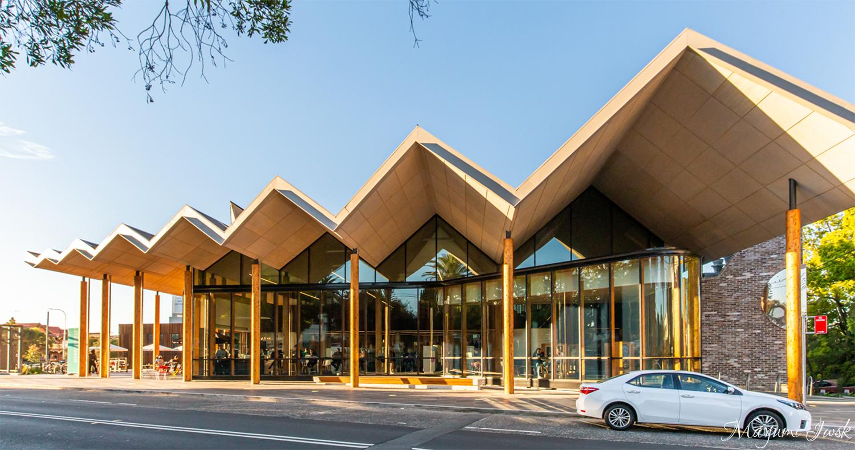 シドニーのオシャレ図書館④ MARRICKVILLE LIBRARY(マリックビル・ライブラリー)| MARRICKVILLE