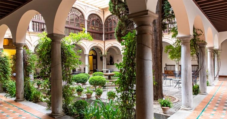 アルハンブラ宮殿内に泊まれる PARADOR DE GRANADA(パラドール・デ・グラナダ)| GRANADA