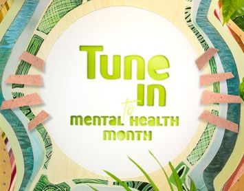 Tune in for your mental health