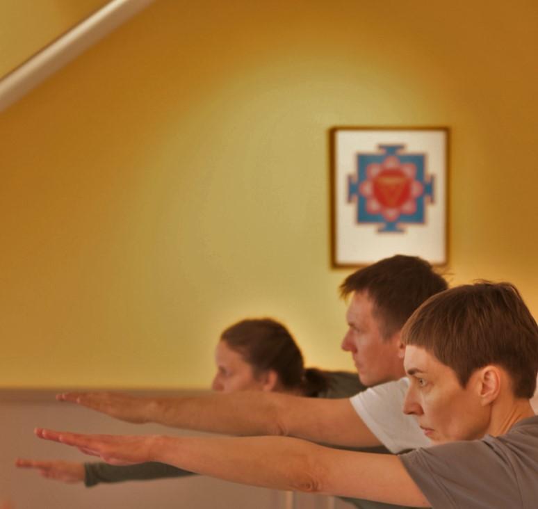 Yogakurser i Malmö