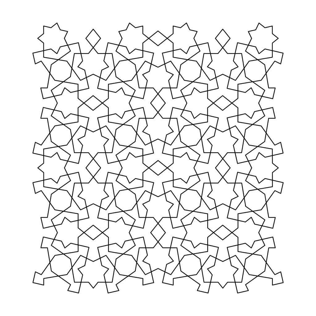 Animal Tessellations Patterns
