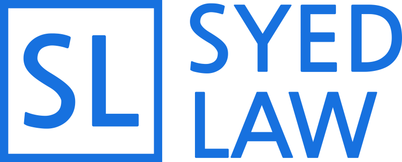 Syed Law Icon