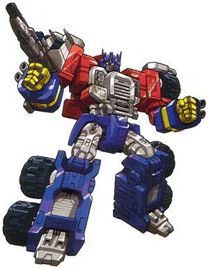 Optimus Prime Armada
