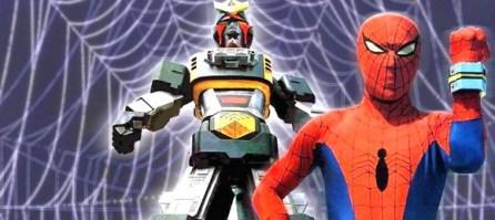 Tokusatsu Spider-Man