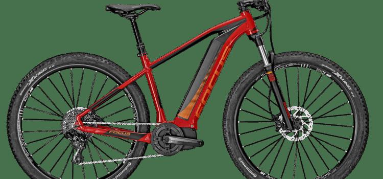 """Focus Jarifa Pro 29"""" – EL sykkel"""