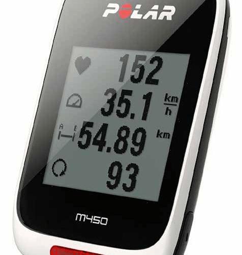 Test: Polar M450
