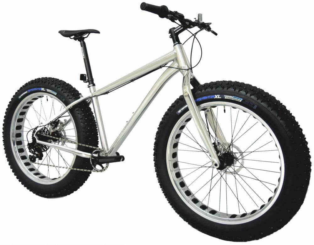 terrengsykkel eller hybridsykkel