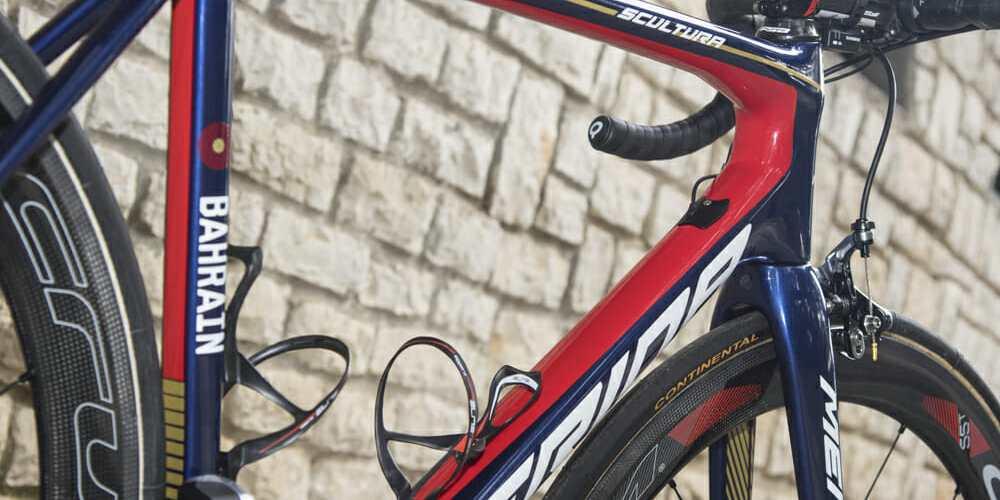 Se syklene til Bahrain Merida-proffene