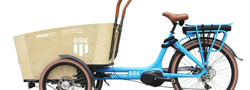Norsk sykkelmerke lanserer lastesykler