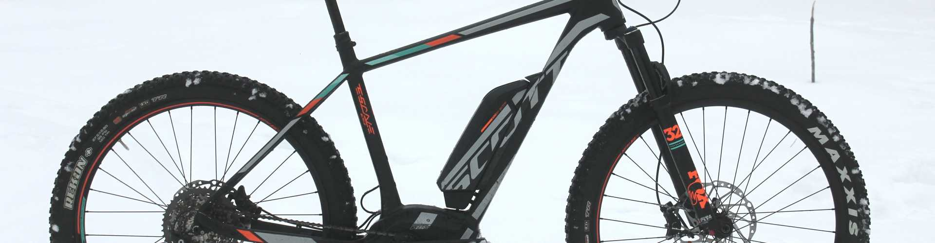 Test av el-sykkel: Scott E-Scale 710 Plus