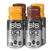 Test: Sport In Science (SiS) GO Bar og GO Gel