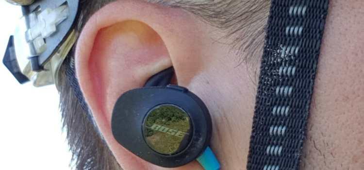 Test av Bose SoundSport blåtann propper