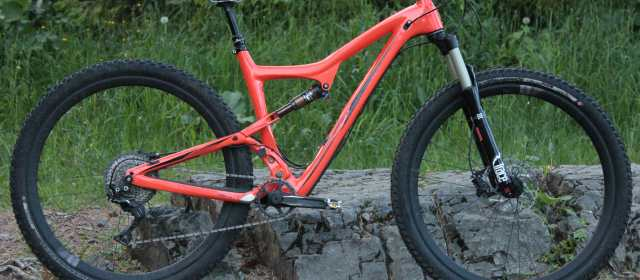 Test: Ibis Ripley LS – for tøffe linjevalg