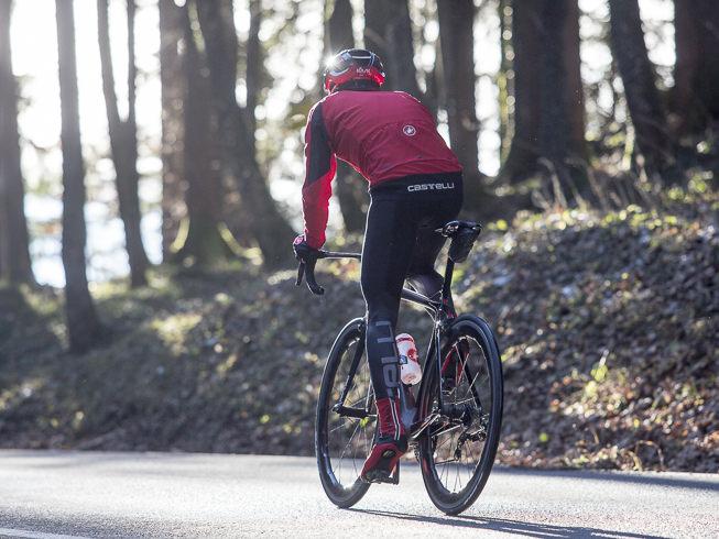 Test Santini Vega Extreme vinterjakke Sykkelen.no