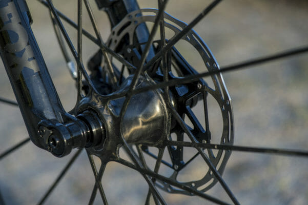 Syncros Silverton one-piece karbonhjul