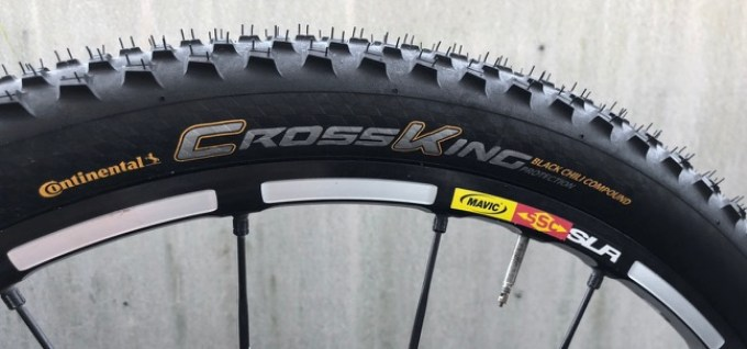 continental cross king protection