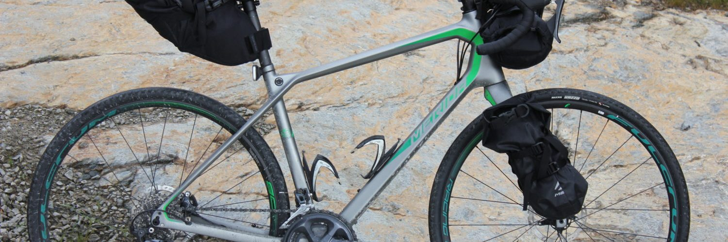 Test: Bikepacking med Merida Silex 7000