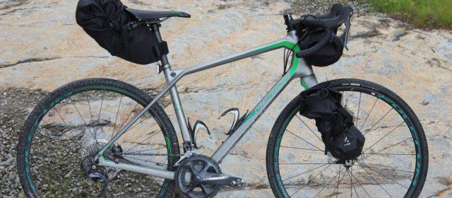 Test: Bikepacking med Merida Silex 7000