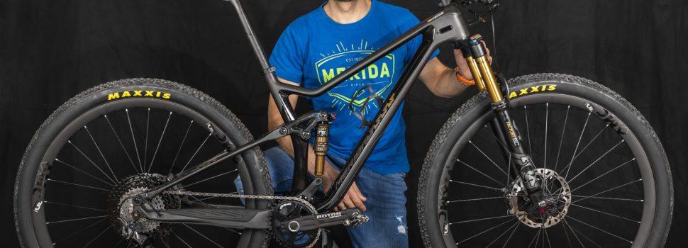 SYKKELEN MIN: Josè Hermidas Cape Epic-sykkel