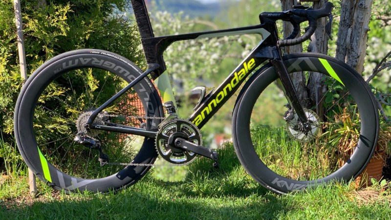 Cannondale SystemSix 2019 test Sykkelen.no